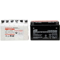 Motorcycle Battery (YT7B-BS)