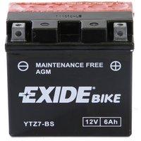 YTZ7-BS Motorcycle Battery