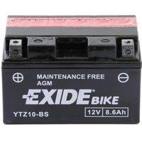 YTZ10-BS Motorcycle Battery