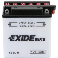 YB5L-B Motorcycle Battery