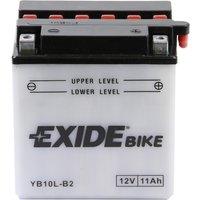 YB10L-B2 Motorcycle Battery