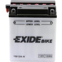 YB12A-A Motorcycle Battery
