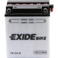 YB12A-B Motorcycle Battery