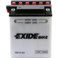 YB14-A2 Motorcycle Battery