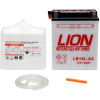 Motor Cycle Battery (LB14L-A2)