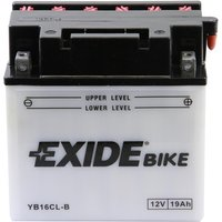 YB16CL-B Motorcycle Battery