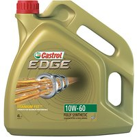 Edge 10W-60 With Titanium FST Fully Synthetic 4Ltr