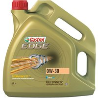 Edge 0W-30 With Titanium FST Fully Synthetic 4Ltr