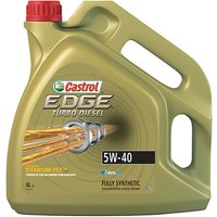 Edge 5W-40 With Titanium FST Turbo Diesel Fully Synthetic 4Ltr