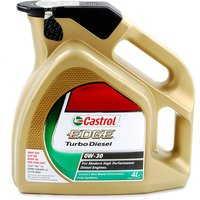 Edge Turbo Diesel Fully Synthetic 0W30 Engine Oil (4 Litre)