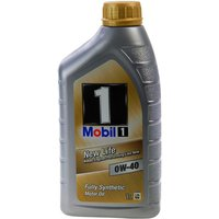 Mobil 1 New Life 0W40 1ltr