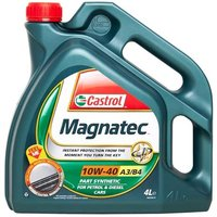 Magnatec 10W40 4 Ltr For Diesel or Petrol