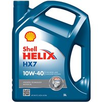 Helix HX7 10W-40 5Ltr