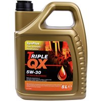 5w30 Fully Synthetic (For GM applications) Engine Oil 5Ltr