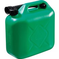 Plastic Jerry can 10L 650 gram