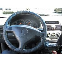 Steering Wheel Cover Classic Black (Lace)