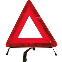Warning triangle, heavy type E-approved
