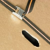 Tie down strap 2x2.5mtr double blister