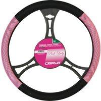 LADYLINE Steering Wheel Cover Pink