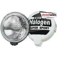 Pr of Large Rally Round Halogen Spot Lights