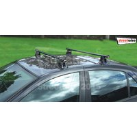 Roof Bars for 4 Door Vehicles Without Roof Rails
