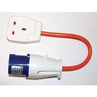 230v UK Hook Up / Socket