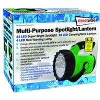 23+18 LED Battery Operated Spotlight / Work light- Swivel Handle/Stand