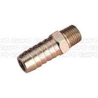AC40 Male Screwed Tail Piece 1 4BSPT   1 2 Hose Pack of 5