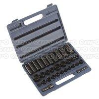 AK681 Impact Socket Set 32pc Standard/Deep 3/8
