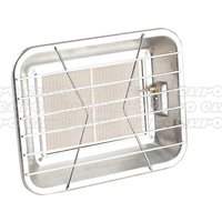 'Lp13 Space Warmer Propane Heater 9,200-17,000btu/hr