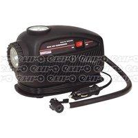 MAC23250 Mini Compressor with Emergency Light 12V