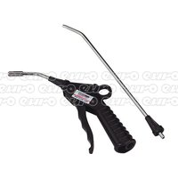 SA914 Air Blow Gun with Safety Nozzle & 2 Extensions