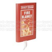 SFB11 1.1mtr x 1.1mtr Fire Blanket