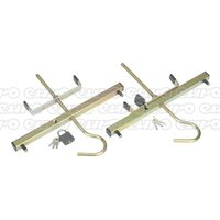 SLC2 Ladder Roof Rack Clamps
