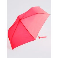 Compact Umbrella with Stormwear™ pink