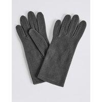 Fleece Gloves grey