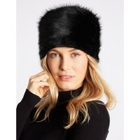 Fur Cossack Hat black