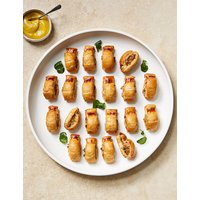 Dinky Handcrafted Sausage Rolls (Serves 20)