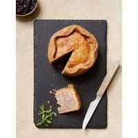 Large Melton Mowbray Pork Pie (Serves 8)