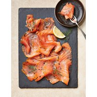 Scottish Lochmuir Earl Grey Smoked Salmon
