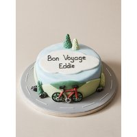 Cycling Cake (Pre-Order: Available from 13th February 2018)