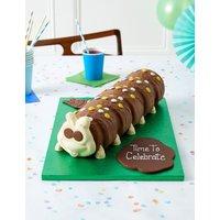 Giant Colin the Caterpillar Cake (Serves 40)