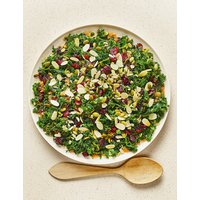 From The Deli Shredded Kale & Cranberry Salad with an Orange & Ginger Dressing
