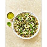 Chimichurri Rice & Feta Salad