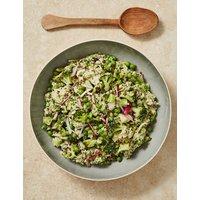 Quinoa & Supergreens (Serves 6-8)