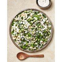 Caesar Pasta & Garden Greens (Serves 6-8)