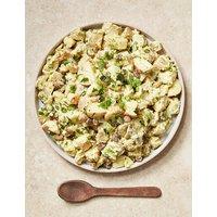 Skinny Coronation Potato Salad (Serves 10)