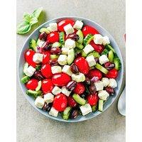 Greek Salad (Serves 6-8)