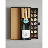 The Collection Champagne & Chocolates Gift Box
