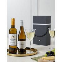 The Connoisseur's Choice White Wine Gift Selection at Marks and Spencer Online